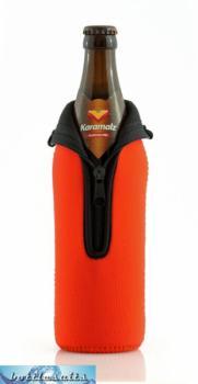 Flaschenkühler 0,5 Liter orange