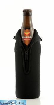 Flaschenkühler 0,5 Liter schwarz